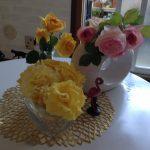お花を頂くといつも嬉しいな*\(^o^)/*