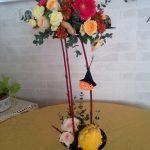 今日はハロウィンのアレンジ♪