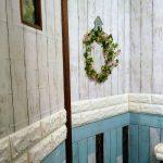 今日のDIYトイレの扉側♪