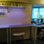 【DIY】カウンターテーブルの設置とキッチンの模様替え
