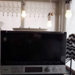 【DIY】照明の設置で過熱水蒸気オーブンレンジ操作が見やすくなったよ!