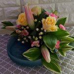 母の日(Happy Mother's Day)アレンジフラワー in 5月